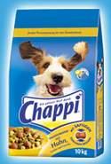Chappi - Ii flutura urechile de placere. Lol