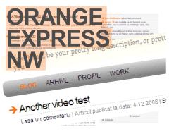 Orange Express NW