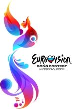 Logo-ul Eurovision 2009 Moscova