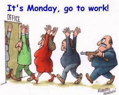 Imagini pentru O caricatură pentru ziua de LUNI