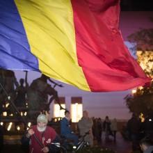 FOTO: Protest anti-Ponta în Bucureşti