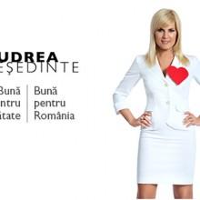 Elena Udrea a vrut să-i cunoaştem ginecologul