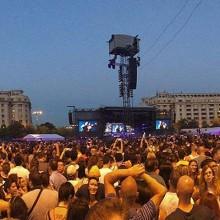 Robbie Williams: Concert excelent, organizare extrem de proastă