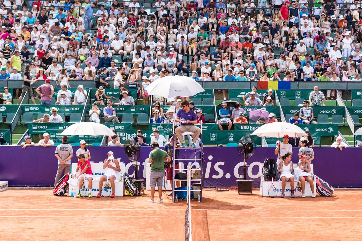 FOTO: Finala pierdută. Andreea Mitu şi Patricia Ţig