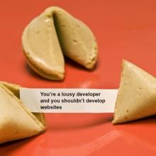 Dacă tot informaţi de cookie-uri, puteţi planta un cookie în informarea aia?