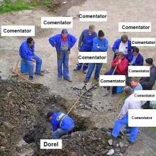 Românii care nu muncesc pe doi lei şi lipsa contextului