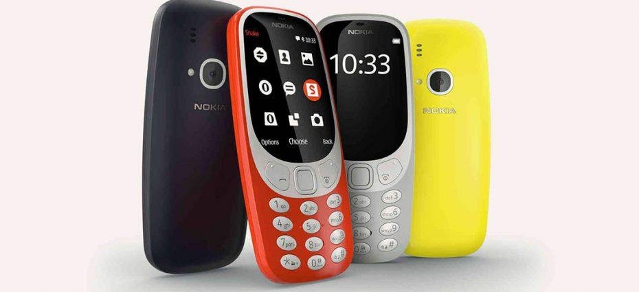 Reînvierea Nokia: cu 3310 şi Android