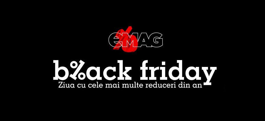 Cum s-a pregătit eMAG de Black Friday 2017