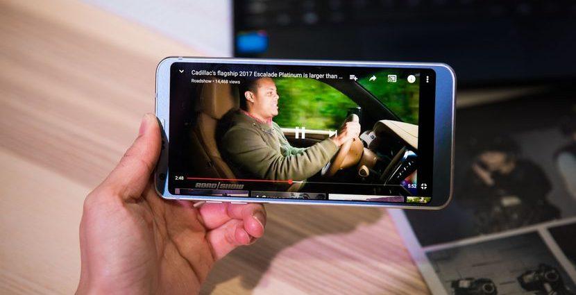 Mini-review LG G6 - primul telefon cu Android pe care-am pus mâna în ultimii ani