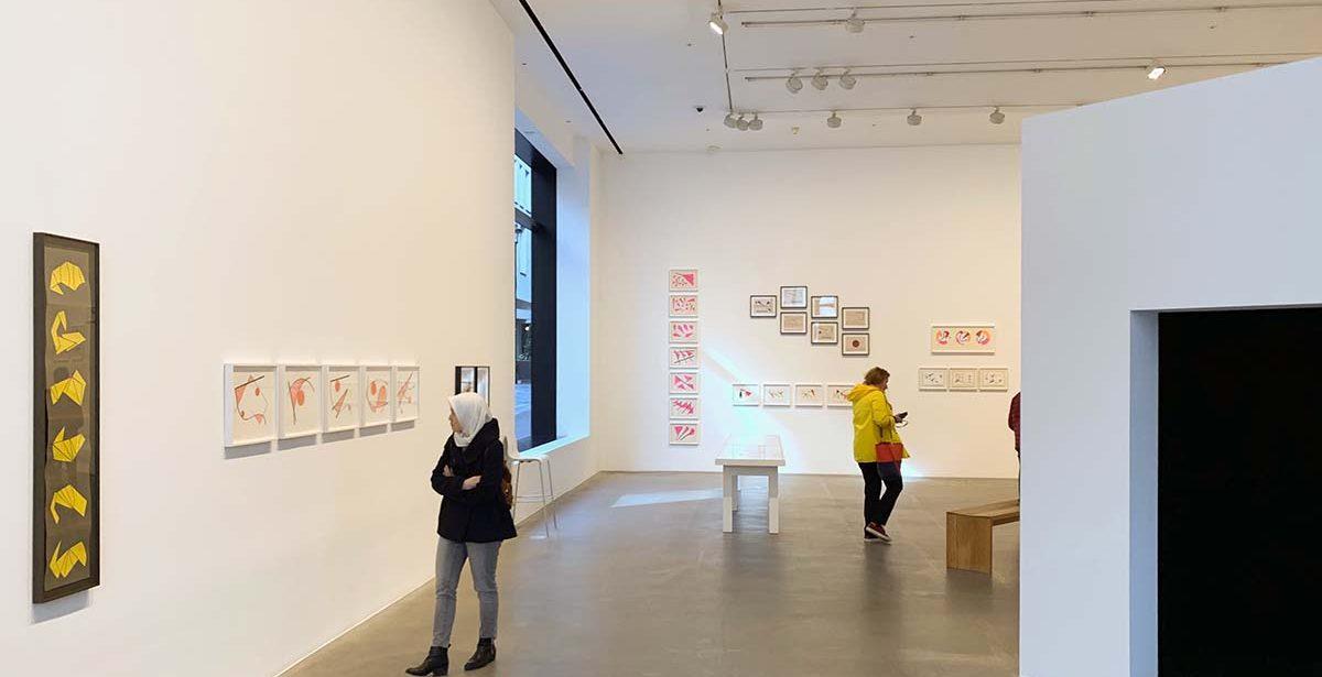 Diane Arbus & Kader Attia la Hayward Gallery